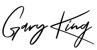 Gary King signature