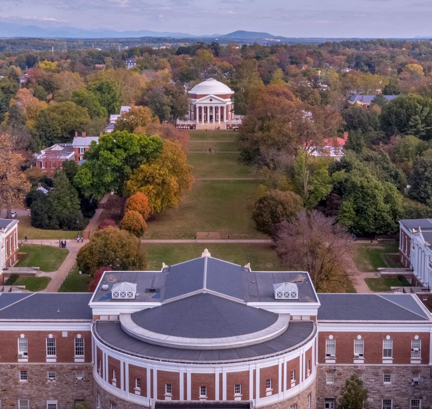 University of Virginia Quad