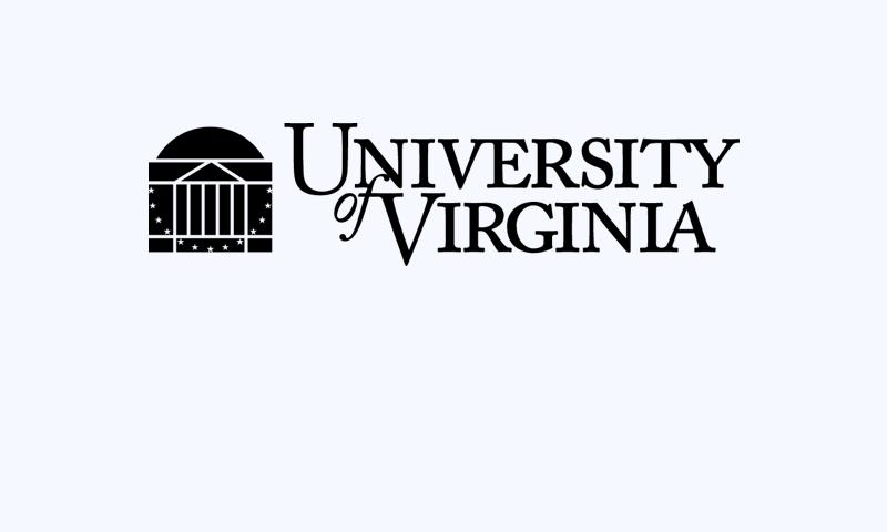 University of Virginia Logo in navy